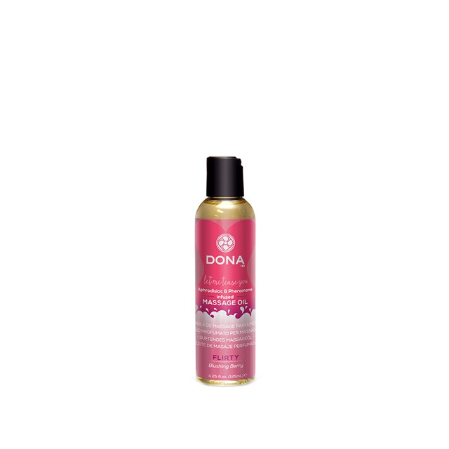 Dona Scented massage oil...